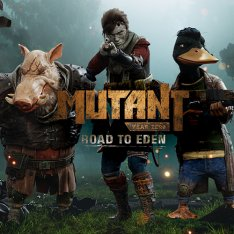 Mutant Year Zero: Road to Eden [v 1.08 hotfix + DLCs] (2018) PC | Лицензия GOG
