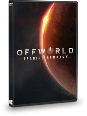 Offworld Trading Company [v 1.23.35836 + DLCs] (2016) PC | RePack от SpaceX