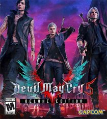 Devil May Cry 5: Deluxe Edition [v 1.0 build 3853173 + DLCs] (2019) PC | RePack от FitGirl