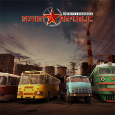 Workers & Resources: Soviet Republic [v 0.8.0.14 | Early Access + Mods] (2019) PC | Repack от xatab
