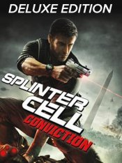 Tom Clancy's Splinter Cell: Conviction [1.0.4] (2010/PC/Русский), RePack от xatab