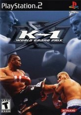K-1 World Grand Prix для PS4