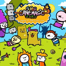 Super Cane Magic ZERO - Legend of the Cane Cane (2019) на MacOS