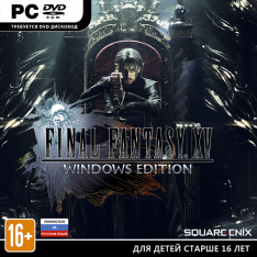 Final Fantasy XV Windows Edition (2018) xatab