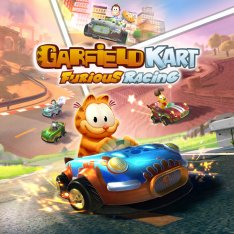 Garfield Kart - Furious Racing (2019) PC  | RePack от Butter_