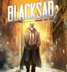 Blacksad: Under the Skin (2019) PC | Repack от xatab