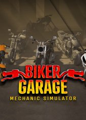 Biker Garage: Mechanic Simulator [build 4577198 + DLC] (2019) PC | Repack от xatab