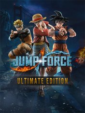Jump Force - Ultimate Edition [v 2.00 + DLCs] (2019) PC | RePack от FitGirl