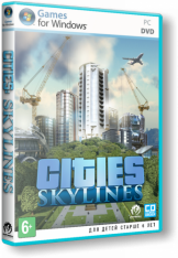 Cities: Skylines - Deluxe Edition [v 1.13.0-f7 + DLCs] (2015) PC | RePack от SpaceX