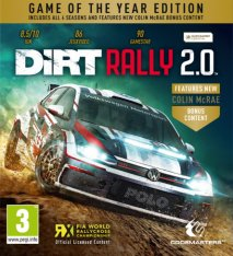 DiRT Rally 2.0 - Deluxe Edition [v. v. 1.13.0 + DLCs] (2019) PC | Repack от FitGirl