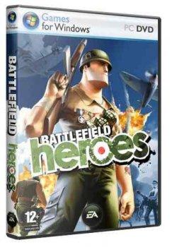 Battlefield Heroes [Rising Hub] (2009) PC | RePack от Canek77