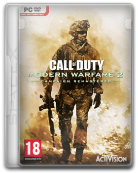 Call of Duty: Modern Warfare 2 - Campaign Remastered (2020) PC | RePack от SpaceX
