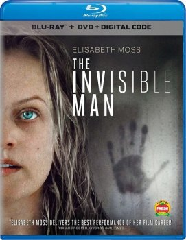 Человек-невидимка / The Invisible Man (2020) BDRip-AVC | iTunes
