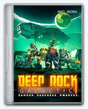 Deep Rock Galactic (2020) [Ru/Multi] (4.22.1.0/dlc) Repack xatab