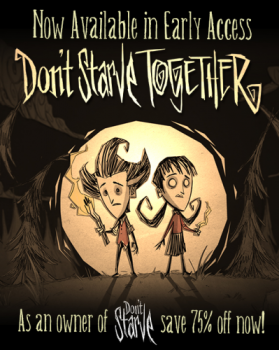 Don't Starve Together [Build 408761] PC (2013) | RePack от Pioneer