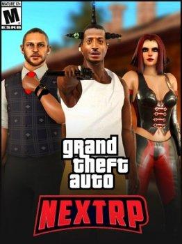 GTA / Grand Theft Auto: San Andreas - Next RP [+ MP] (2019) PC