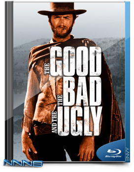 Хороший, плохой, злой / The Good, The Bad and The Ugly / Il buono, il brutto, il cattivo (1966) BDRip 720p от NNNB | Mondo HE | P, P2, A