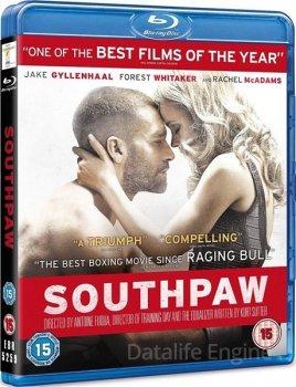 Левша / Southpaw (2015) BDRip 1080p | D, A
