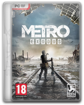 Metro: Exodus - Gold Edition [v 1.0.0.7 + DLCs] (2019) PC | RePack от SpaceX
