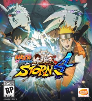 Naruto Shippuden: Ultimate Ninja Storm 4 - Deluxe Edition [v 1.08 + DLCs] (2016) PC | RePack от xatab