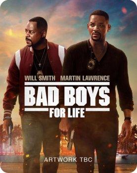 Плохие парни навсегда / Bad Boys for Life (2020) HDRip от Scarabey | Лицензия