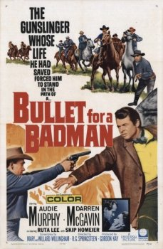 Пуля для негодяя / Bullet for a Badman (1964) BDRip-AVC от ExKinoRay | A