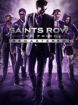 Saints Row: The Third Remastered (2020) [Ru/En] (1.0/dlc) Repack xatab