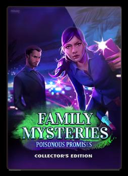 Семейные тайны: Медленный яд / Family Mysteries: Poisonous Promises (2019) PC