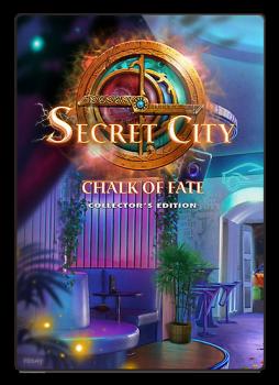 Тайный город 4: Мел судьбы / Secret City 4: Chalk of Fate (2020) PC