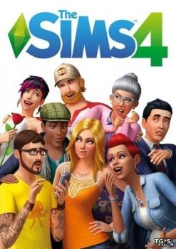 The Sims 4: Deluxe Edition (2014) FitGirl