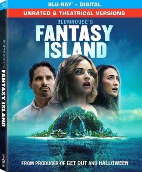 Остров фантазий / Fantasy Island (2020) BDRip-AVC | Расширенная версия | Лицензия