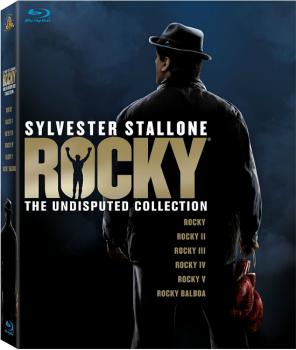 Рокки: Антология / Rocky: The Undisputed Collection (1976-2006) BDRip 720p