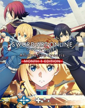 Sword Art Online: Alicization Lycoris (2020) PC | RePack от FitGirl