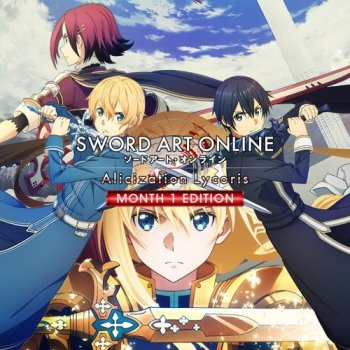 Sword Art Online: Alicization Lycoris [v 1.03 + DLCs] (2020) PC | Repack от xatab