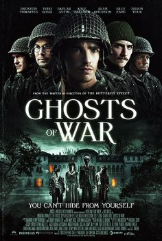 Призраки войны / Ghosts of War (2020) BDRip 720p от ExKinoRay | iTunes