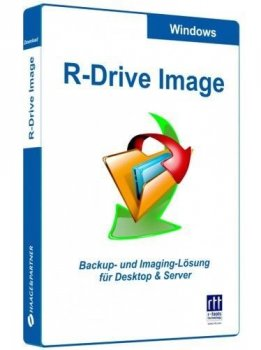 R-Drive Image Technician 6.3 Build 6309 (2021) PC | RePack & Portable by elchupacabra