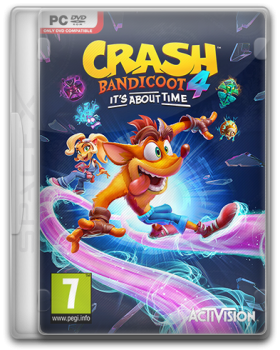 Crash Bandicoot 4: It's About Time (2021) PC | RePack от SpaceX