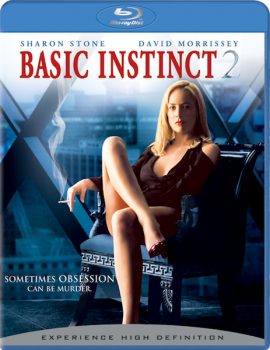 Основной инстинкт 2: Жажда риска / Basic Instinct 2 (2006) HDRip-AVC | D | Unrated | Open Matte
