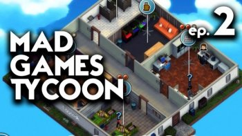 Mad Games Tycoon 2 [v 2021.04.04a | Early Access] (2021) PC | RePack от Pioneer