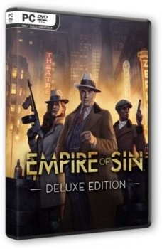 Empire of Sin: Deluxe Edition [v 1.04 + DLCs] (2020) PC | Steam-Rip