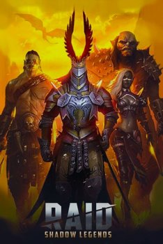 RAID: Shadow Legends [239#4.20.01] (2019) PC | Online-only