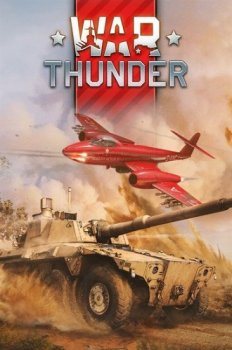 War Thunder: Ixwa Strike [2.5.1.125] (2012) PC | Online-only